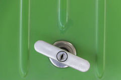The old door knob Stock Photography