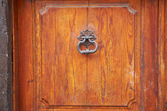 Old door knocker Stock Photos
