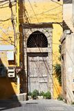 Old Door, Lebanon Stock Images