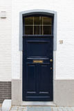 Old Door, Lier, Belgium Royalty Free Stock Photo