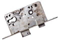 Old door lock Royalty Free Stock Photos