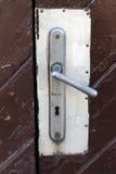 Old door locks Stock Image