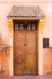 Old door in Marrakesh Stock Photos