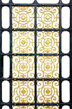 Old door patterns Alloys isolated background. Save selection to clipping path Old door patterns Alloys royalty free stock photos