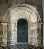The old door Stock Photography