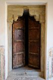 Old door at the red fort jaipur, india Stock Photos