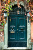 Old door, Rome Stock Photography