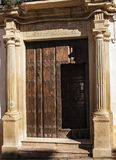 Old door Ronda6 Royalty Free Stock Photography