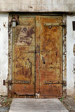Old door Stock Images