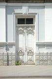 Old door on street Royalty Free Stock Image