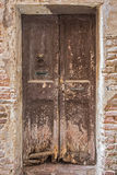 Old door texture Royalty Free Stock Images