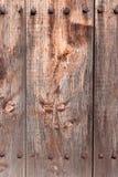 Old door texture Royalty Free Stock Photo