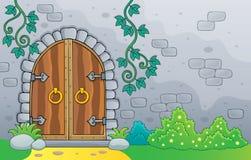 Free Old Door Theme Image 2 Royalty Free Stock Image - 141953266