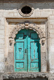 Old door in Turkey Royalty Free Stock Photography