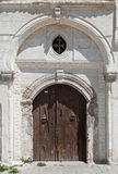 Old door in Turkey Stock Images