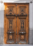 Old door,Valencia,Spain Royalty Free Stock Photo