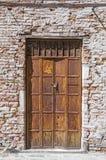 Old door,Venice,Italy Stock Image