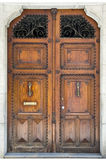 Old door. Royalty Free Stock Images