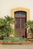 Old door window Stock Image