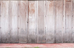 Old door wood Royalty Free Stock Images