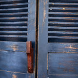 Old door wood backgroung Royalty Free Stock Photos
