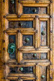 The old door wood Royalty Free Stock Photography