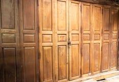 The old door. stock photo