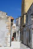 Old door-yard Stock Image