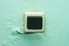 Old doorbell Royalty Free Stock Photos