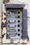Old doorbells Stock Image