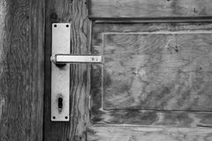 Old Doorknob Stock Images