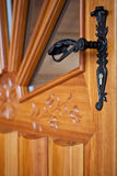 Old doorknob Stock Images