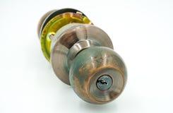 Old Doorknobs Stock Images