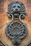 Old doorknocker Royalty Free Stock Photo