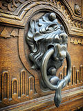 Old doorknocker Stock Photography