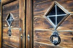 Old doorknocker Royalty Free Stock Images