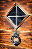 Old doorknocker Stock Photos