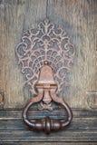 Old Doorknocker Royalty Free Stock Image