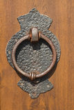 Old doorknocker Stock Image