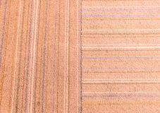 Old doormat texture in red tone Royalty Free Stock Image