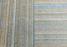 Old doormat texture Stock Images