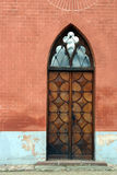Old doors royalty free stock photo