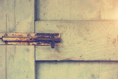 Old doors, handles, locks, lattices and windows.  royalty free stock photos