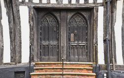 Old doors Royalty Free Stock Images