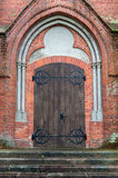 The old doors Royalty Free Stock Image