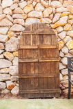 Old doors Royalty Free Stock Image