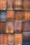 Old doors Royalty Free Stock Photography