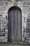 Old Doorway Stock Images