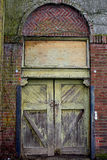 Old doorway Royalty Free Stock Photo