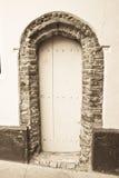 Old doorway Stock Photos